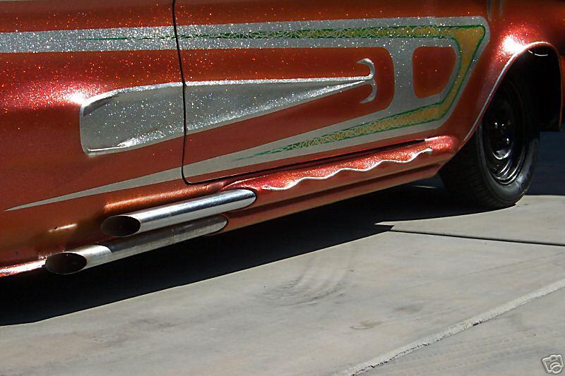 Chevrolet Corvair custom & mild custom Pipesn10