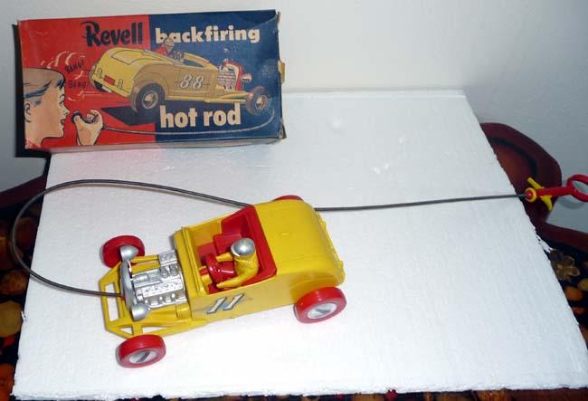 1953 REVELL Toy Backfiring Hot Rod Revell10