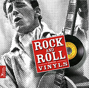 Rock and Roll Vinyls - Rodolphe Rock-n10