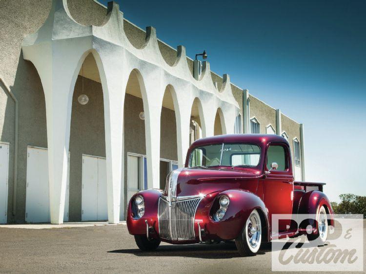 Ford & Mercury 1939 - 40 custom & mild custom - Page 2 Rodp-110