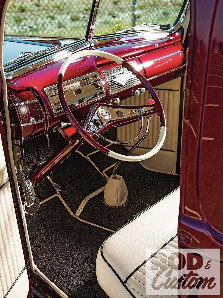 Ford & Mercury 1939 - 40 custom & mild custom - Page 2 Rodp-111
