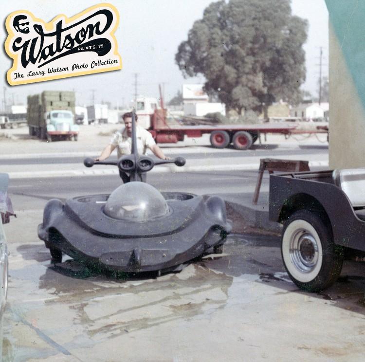Photos d'époques de Larry Watson - Page 2 Rotar410