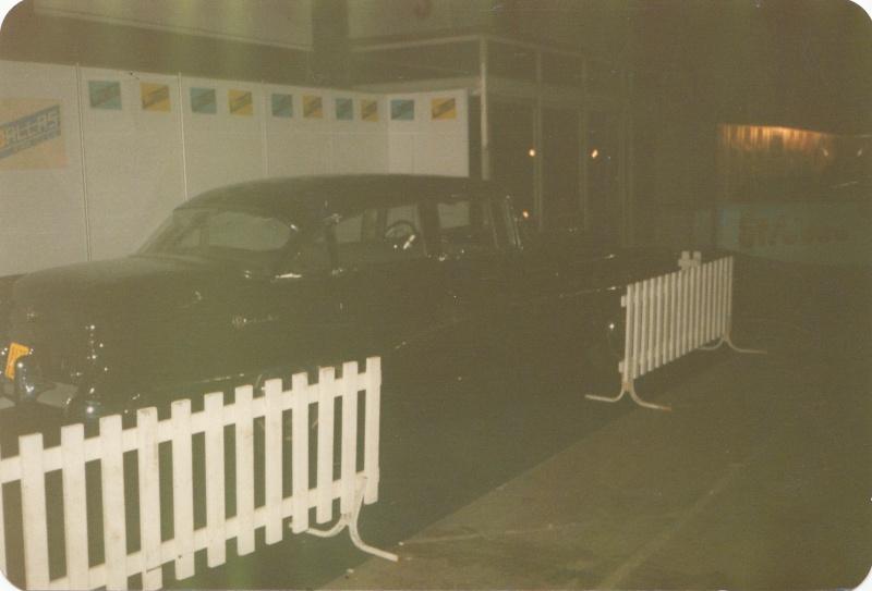Expositions customs & anciennes 1980's Bordeaux lac Sans-t10