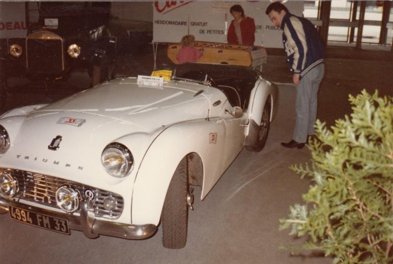 Expositions customs & anciennes 1980's Bordeaux lac Sans-t15