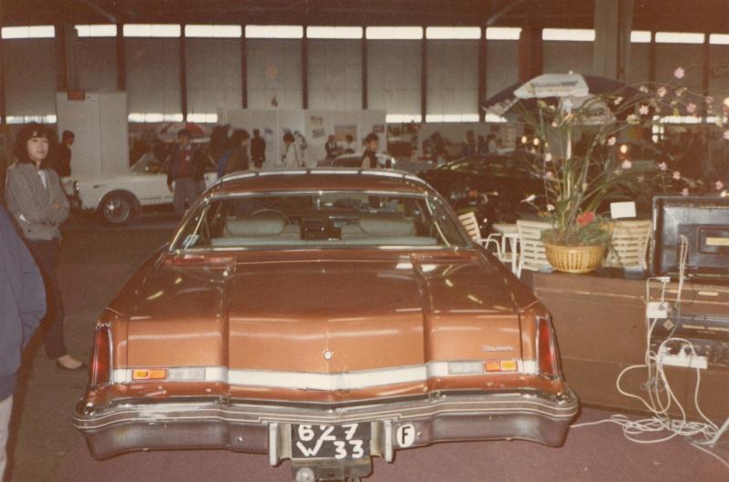 Expositions customs & anciennes 1980's Bordeaux lac Sans-t17