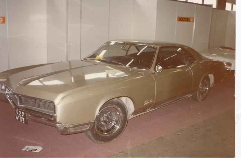 Expositions customs & anciennes 1980's Bordeaux lac Sans-t19