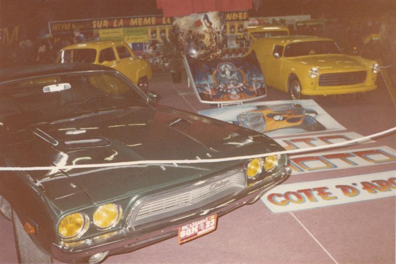 Expositions customs & anciennes 1980's Bordeaux lac Sans-t20