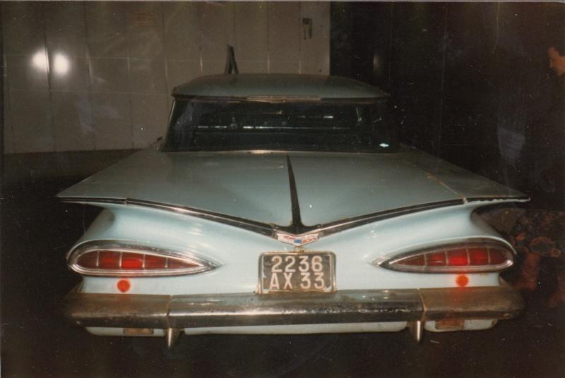 Expositions customs & anciennes 1980's Bordeaux lac Sans-t21
