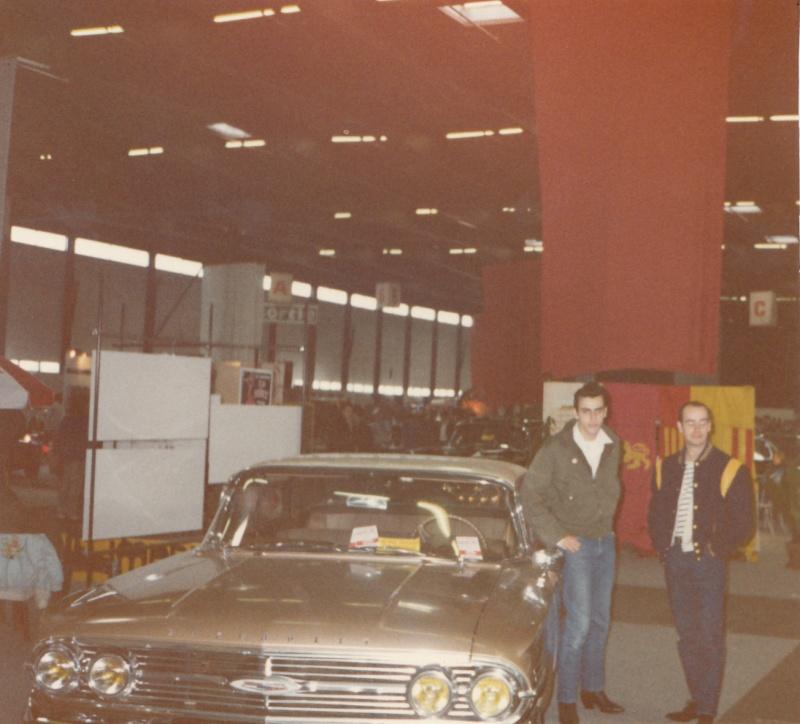 Expositions customs & anciennes 1980's Bordeaux lac Sans-t22