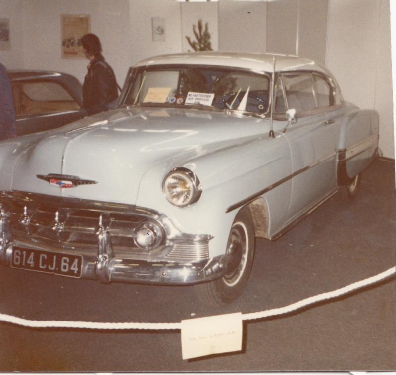 Expositions customs & anciennes 1980's Bordeaux lac Sans-t23