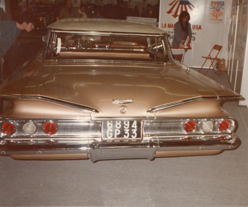 Expositions customs & anciennes 1980's Bordeaux lac Sans-t24