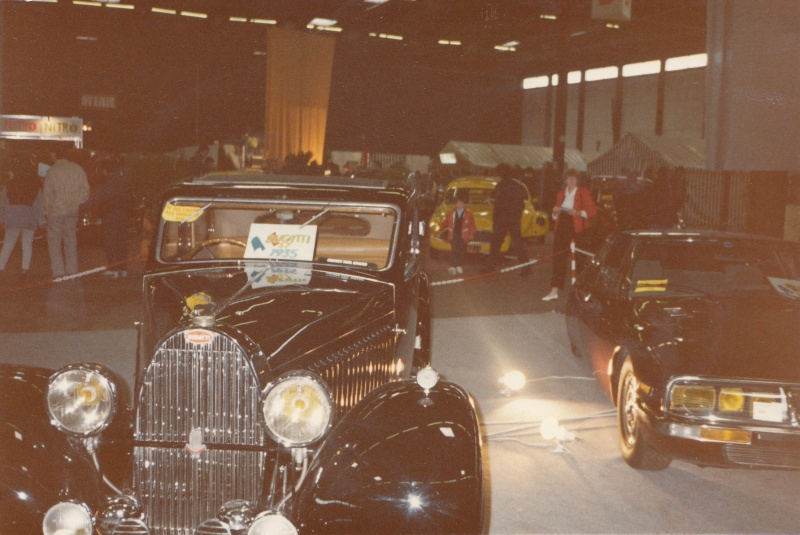 Expositions customs & anciennes 1980's Bordeaux lac Sans-t26