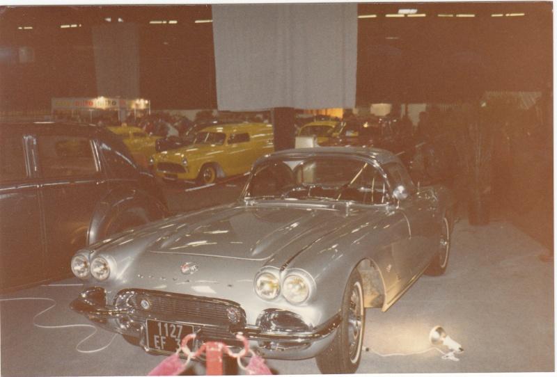 Expositions customs & anciennes 1980's Bordeaux lac Sans-t27