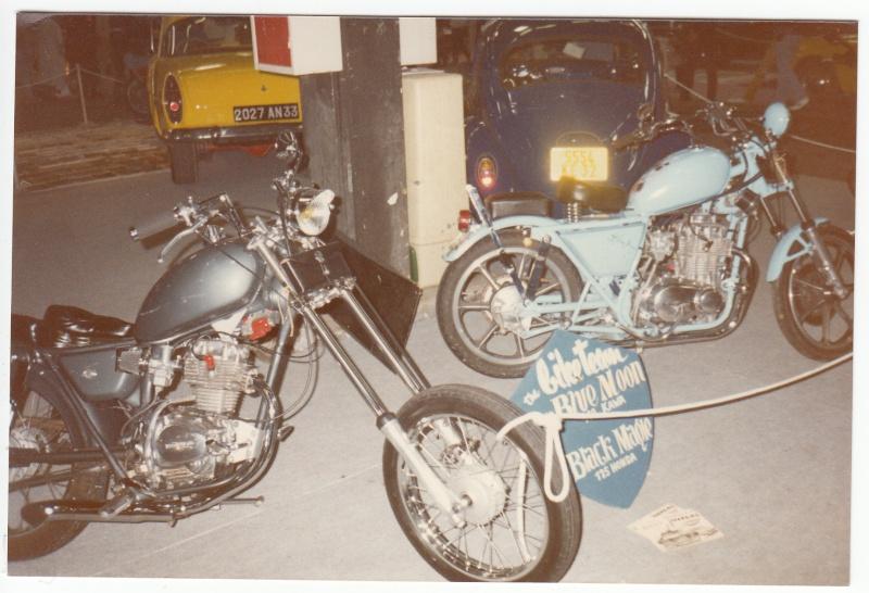 Expositions customs & anciennes 1980's Bordeaux lac Sans-t28