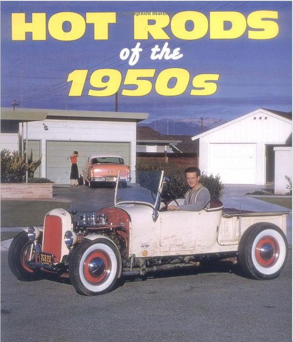 Hot Rods of the 1950's - Andy Southard, Jr. - Motorbook Sans-t32
