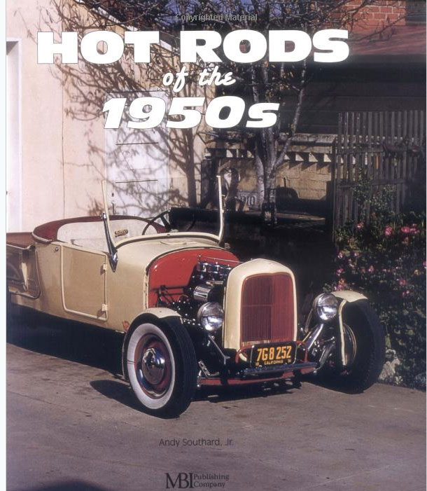 Hot Rods of the 1950's - Andy Southard, Jr. - Motorbook Sans-t35