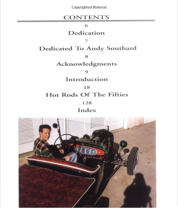 Hot Rods of the 1950's - Andy Southard, Jr. - Motorbook Sans-t36