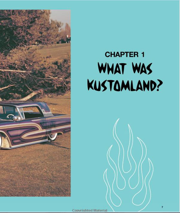 Kustomland: The Custom Car Photography of James Potter, 1955-1959 Sans-t39