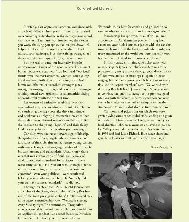 Kustomland: The Custom Car Photography of James Potter, 1955-1959 Sans-t43