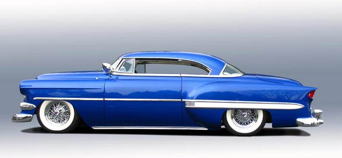Chevy 1953 - 1954 custom & mild custom galerie - Page 3 Side_210