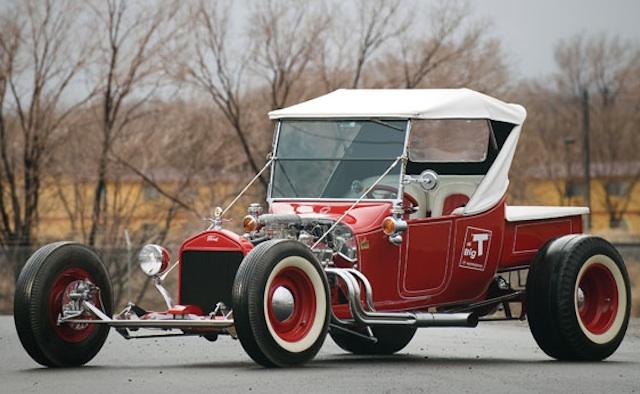 """1923 Ford THot Rod """"The Big """"T"""" -  Darrill Starbird Starbi10"""