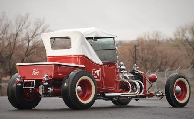 """1923 Ford THot Rod """"The Big """"T"""" -  Darrill Starbird Starbi11"""