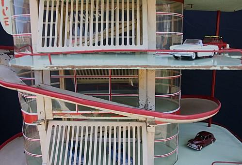 Garages jouets - Toys garage Statio14