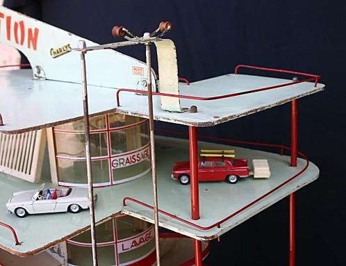 Garages jouets - Toys garage Statio15