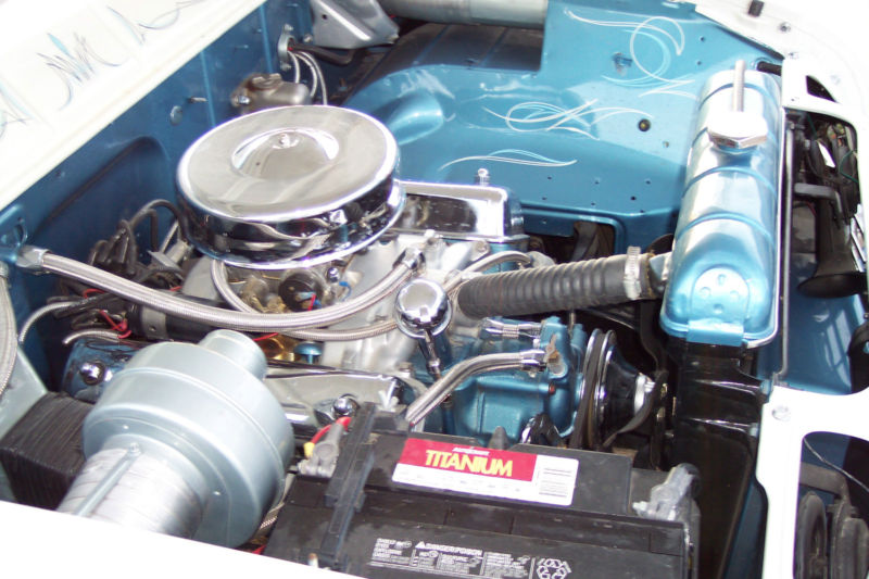 Ford 1955 - 1956 custom & mild custom T2ec1610
