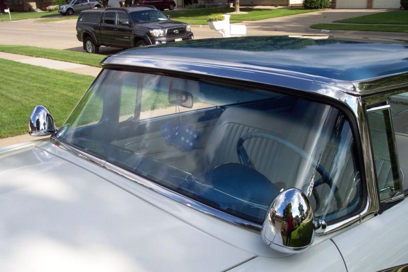 Ford 1955 - 1956 custom & mild custom T2ec1611