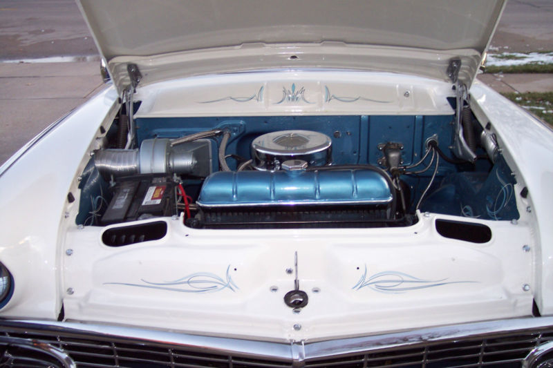 Ford 1955 - 1956 custom & mild custom T2ec1614