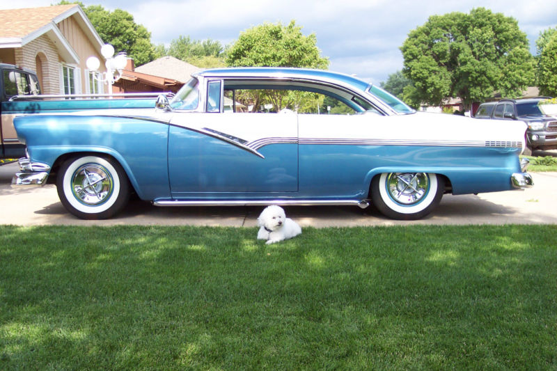 Ford 1955 - 1956 custom & mild custom T2ec1619