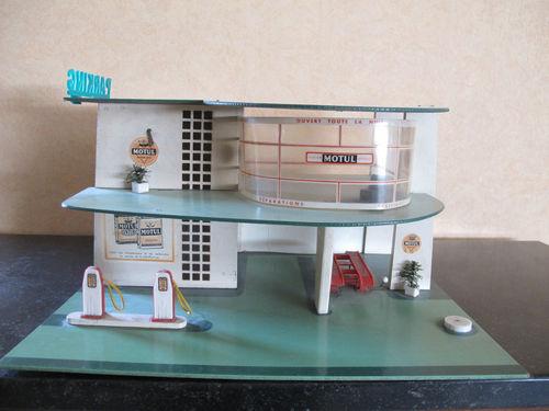 Garages jouets - Toys garage T2ec1627