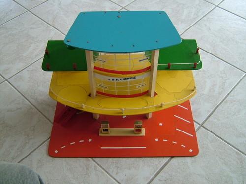 Garages jouets - Toys garage T2ec1628