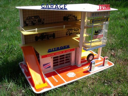 Garages jouets - Toys garage T2ec1630