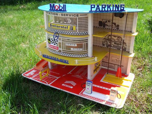 Garages jouets - Toys garage T2ec1631