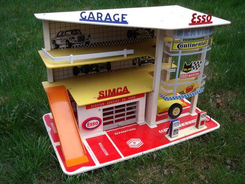 Garages jouets - Toys garage T2ec1632