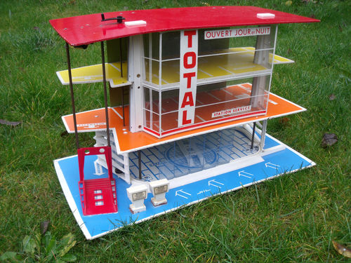 Garages jouets - Toys garage T2ec1634