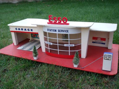 Garages jouets - Toys garage T2ec1635