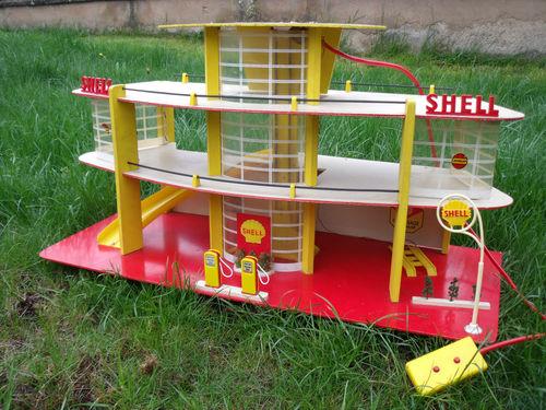 Garages jouets - Toys garage T2ec1636