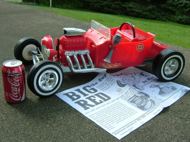 Big Red Rod - Marx toys T2ec1643