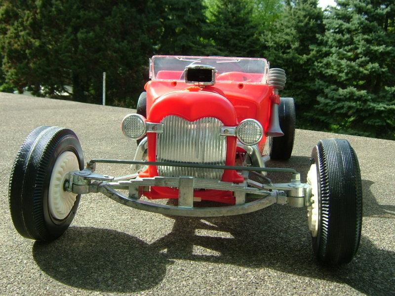 Big Red Rod - Marx toys T2ec1644