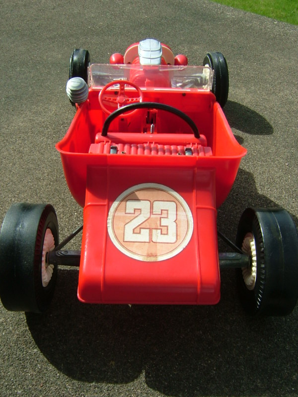 Big Red Rod - Marx toys T2ec1645