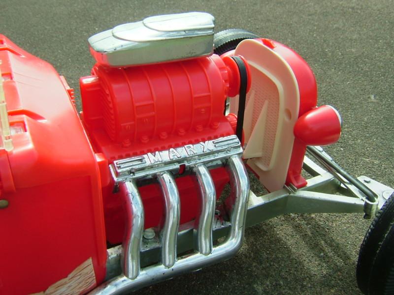 Big Red Rod - Marx toys T2ec1647