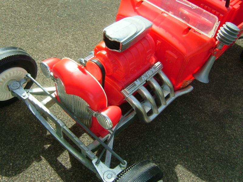 Big Red Rod - Marx toys T2ec1648
