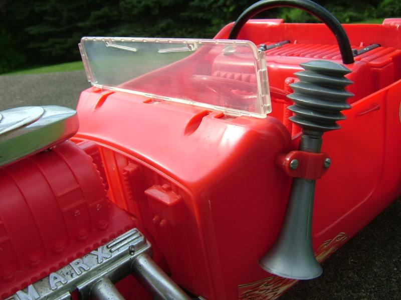 Big Red Rod - Marx toys T2ec1649