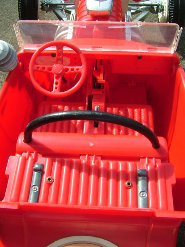 Big Red Rod - Marx toys T2ec1650