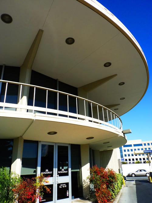 Architectures de banques et bureaux vintages - 1950's & 1960's Office & Bank  Tumbl104