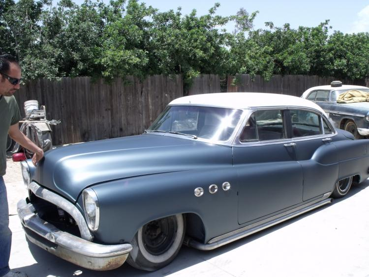 Buick 1950 -  1954 custom and mild custom galerie - Page 2 User8311