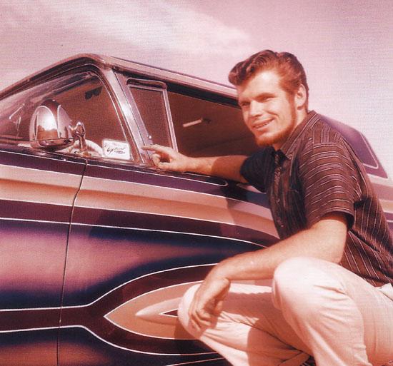 Ford Thunderbird 1958 - 1960 custom & mild custom Watson10